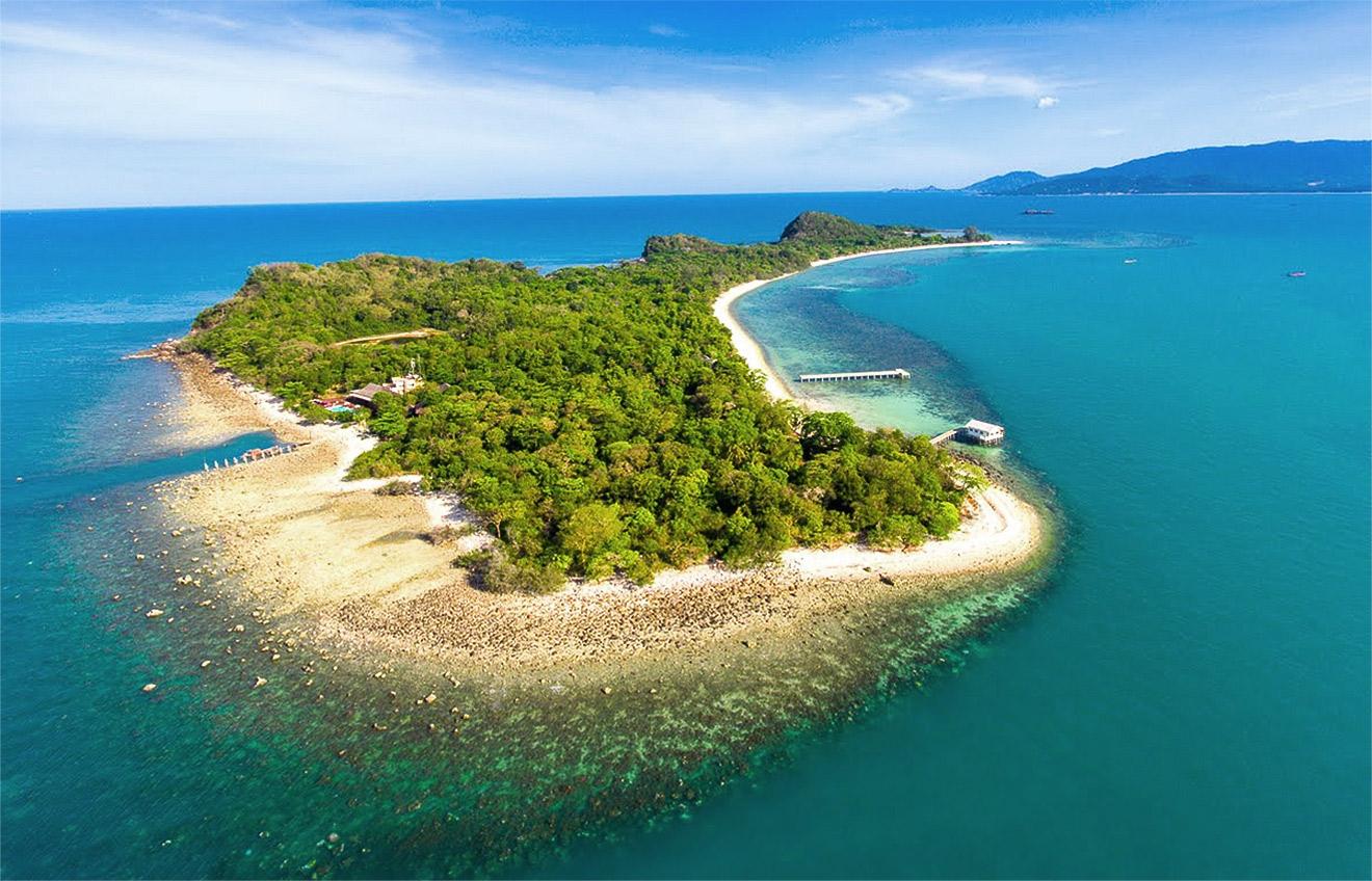12 plus belles plages de Koh Samui