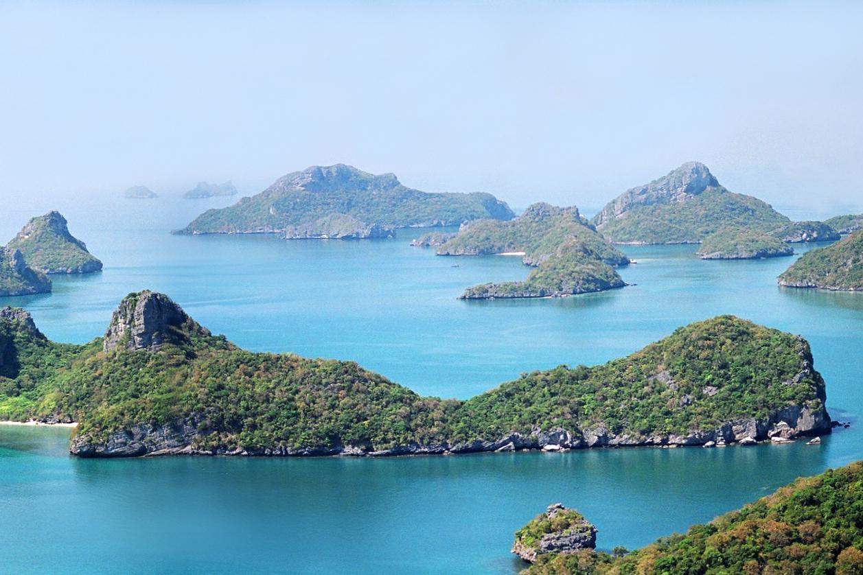 5 meilleures îles près de Samui pour une excursion en 1 journée