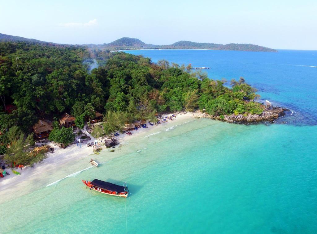 Les 5 plus belles plages de Koh Rong
