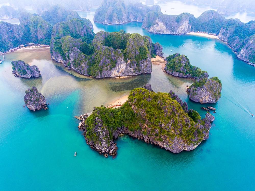 2 jours dans la baie d'halong