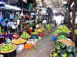 marché de Dong Ba, Incontournable de Hue, Découverte du marché de Dong Ba