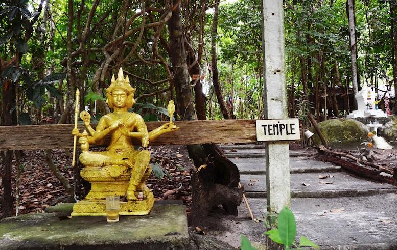 Temple de Koh Lipe