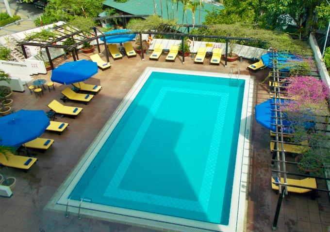 Meilleur hôtel pour les familles à Hanoi
