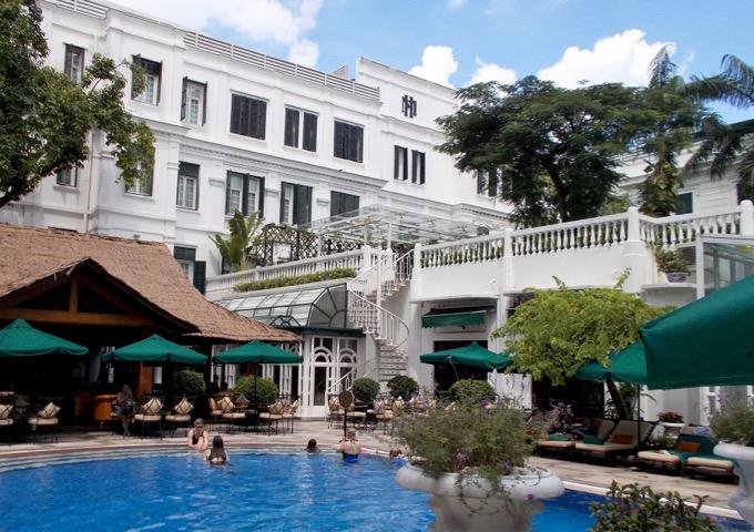 Hotel de luxe pour les familles