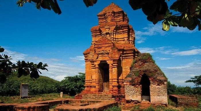 tours Po Sha Inu, Pres de Mui Ne