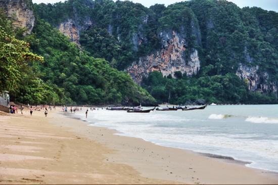 Guide complet sur Ao Nang: plages , que faire, logement, transports, restaurants, vie nocturne
