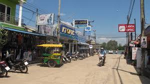 Village de Saladan, Koh Lanta