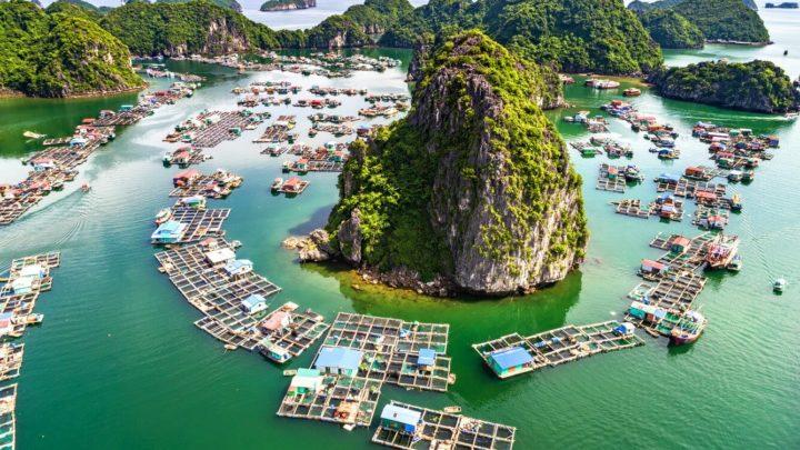 Croisière dans la baie de Lan Ha – Nouvelle tendance pour les voyageurs qui cherchent les circuits hors sentiers batttus