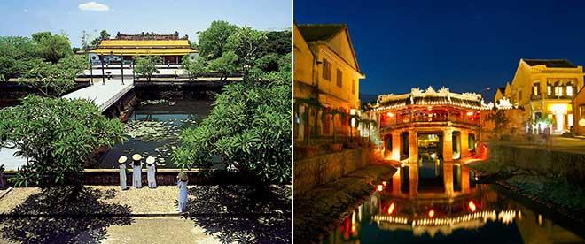 Itinéraire de 2 semaines en Thaïlande et au Vietnam