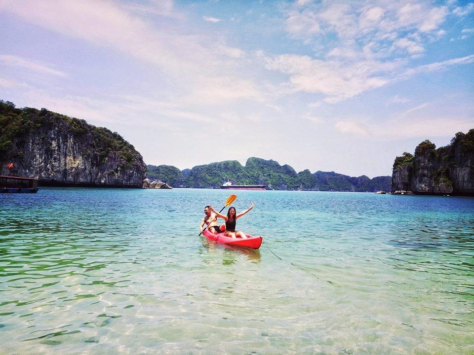 Kayaking Lan HA