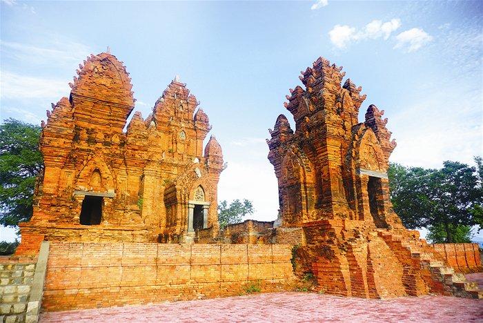 Phan Rang-Thap Cham, un Lieux encore Calme au Centre du Vietnam