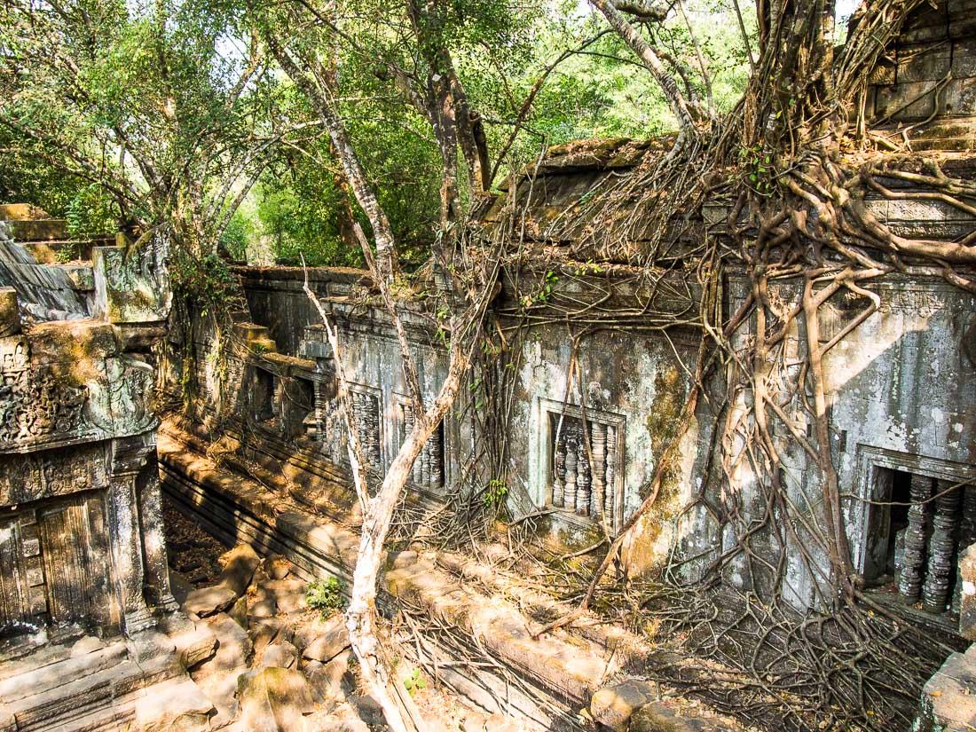 Beng Mealea – Le temple perdu d'Angkor