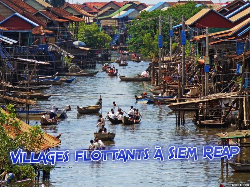 Villages flottants à Siem Reap: quel circuit devriez-vous essayer?