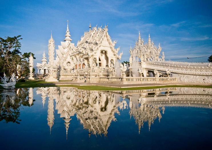 Un guide détaillé sur Wat Rong Khun – Le temple blanc de Chiang Rai