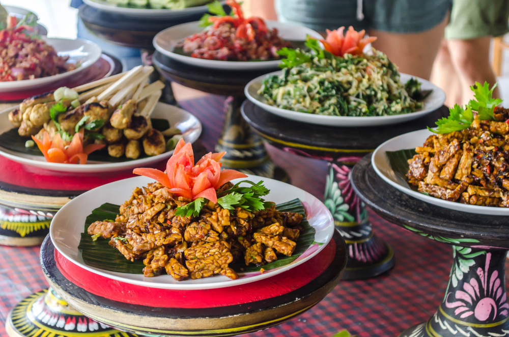 Cuisine Balinaises