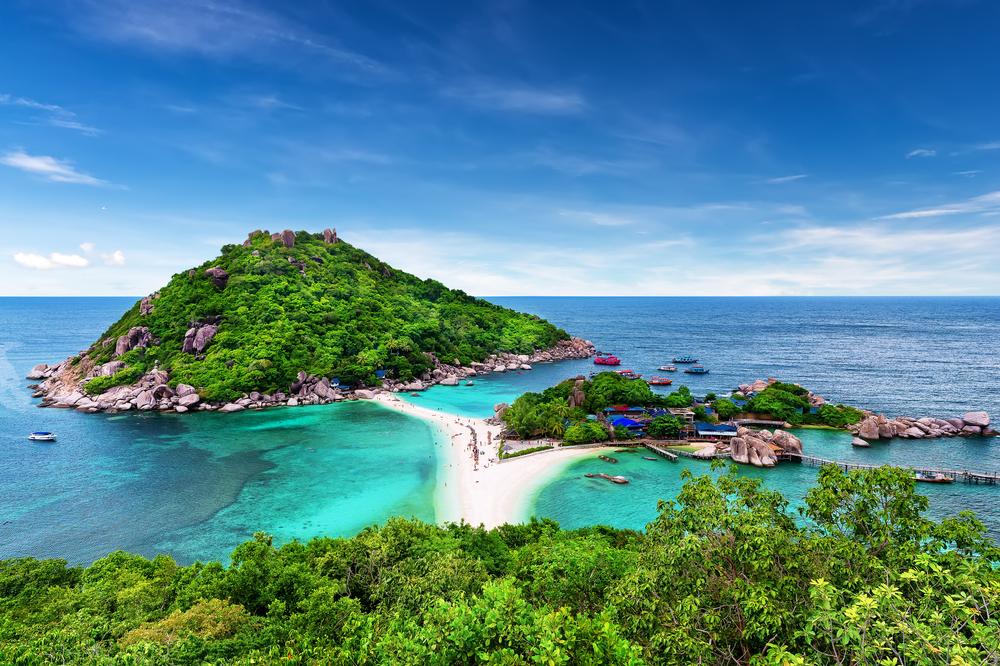 Les 10 meilleures plages de Koh Tao