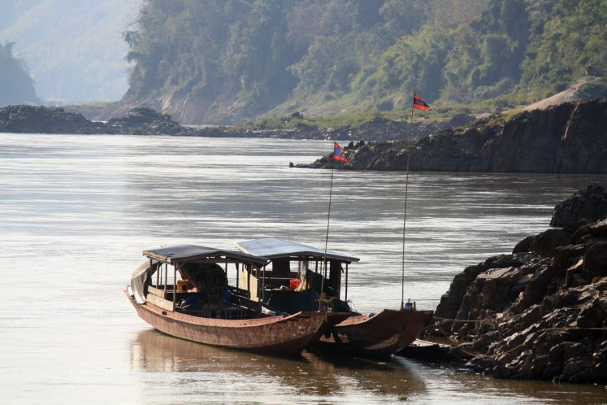 Que Faire à Pakbeng, Laos