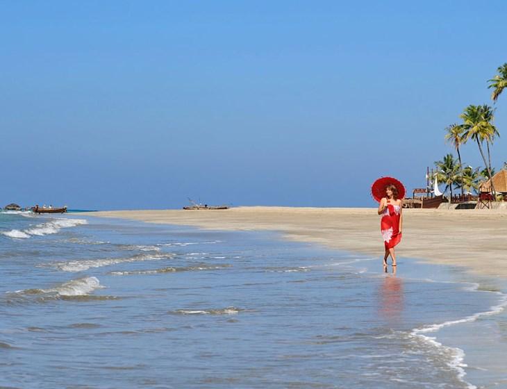 Guide rapide de la plage de Chaung Tha, Myanmar