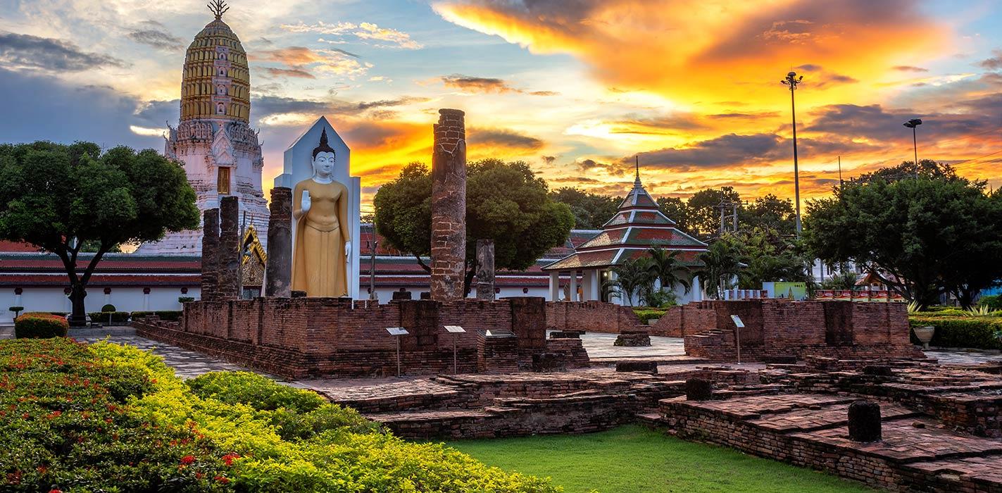 Meilleurs moyens de transport pour voyager de Bangkok à Phitsanulok