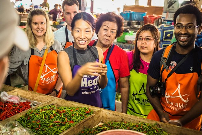 Classe cuisine Chiang Mai