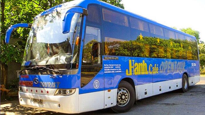 Hanh Cafe Bus Ho chi minh ville Nha Trang