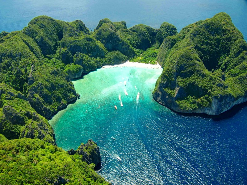 Koh Phi Phi Thailande