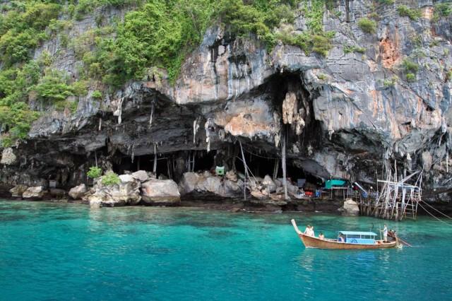 Guide voyage Comment se rendre à Koh Phi Phi de Koh Samui en bus , ferry ( 2019 )