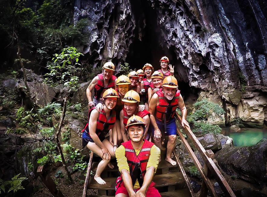 Grotte Sombre Phong Nha Ke Bang