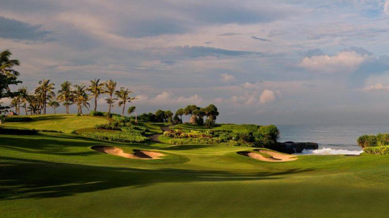 Nirwana Bali Golf Club , Bali, Indonésie