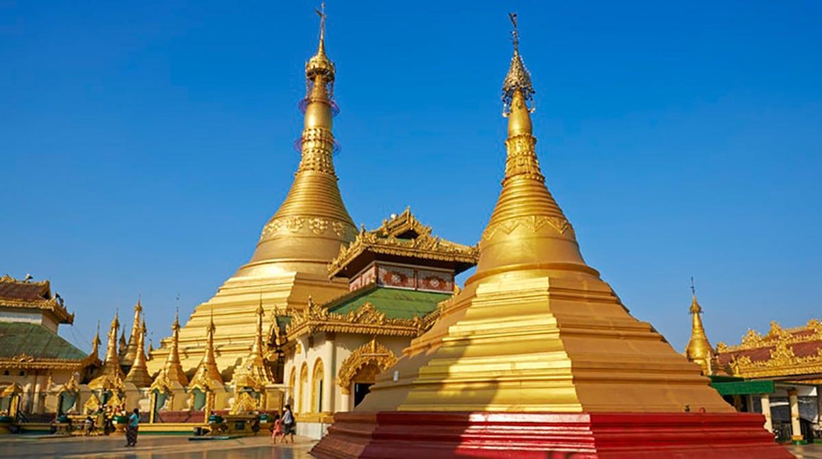 Pagode Kyeik Than Lan, Mawlamyine