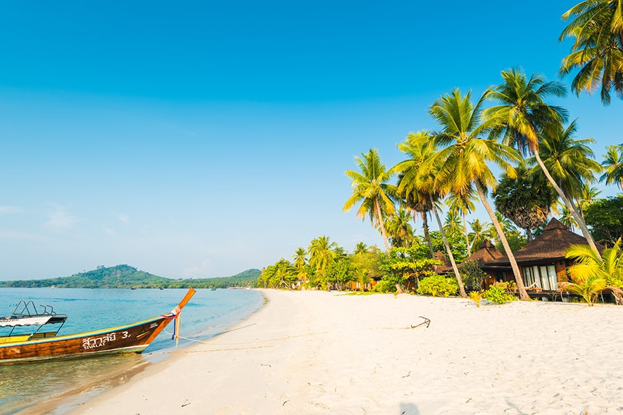 Plage de Sivalai - Koh Mook