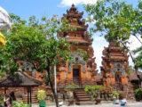 Temple Pura Petitenget , Bali, Indonésie