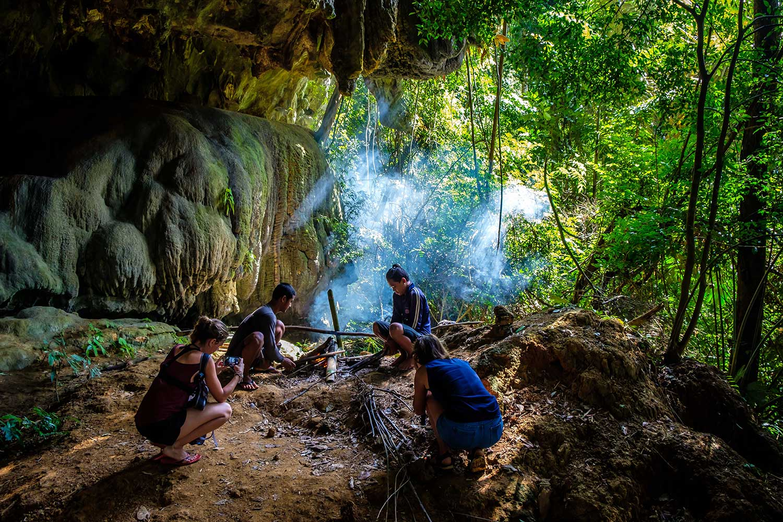 Trekking Khao Sok