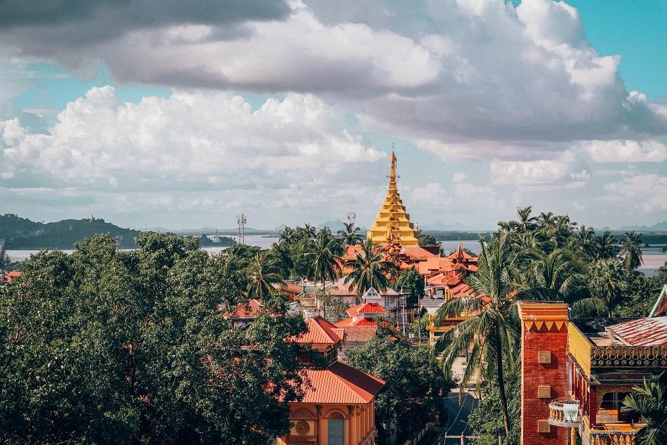 Yangon Mawlamyine