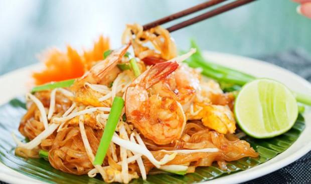 Prix de la nourriture en Thailande