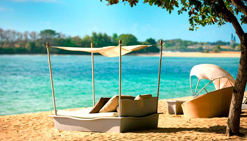 Nusa Dua Beach, Bali, Indonésie