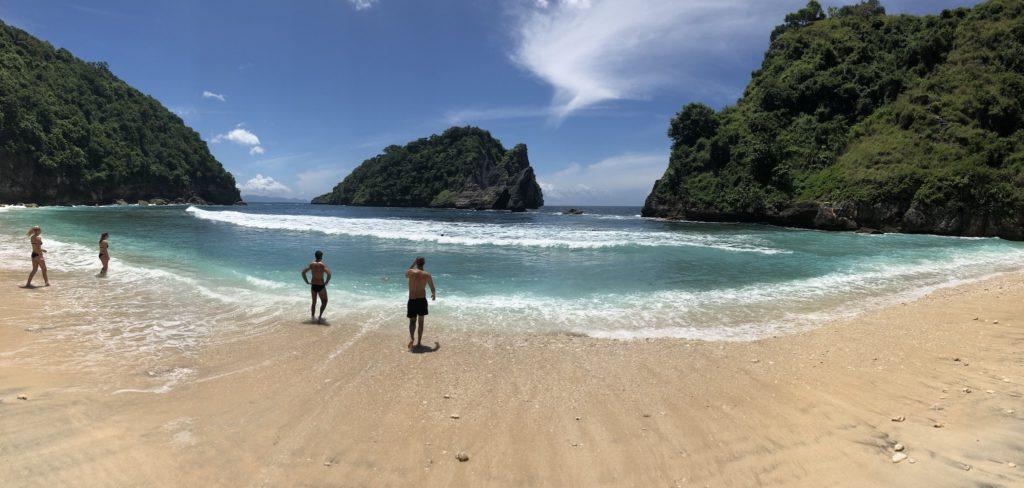 plage d'Atuh