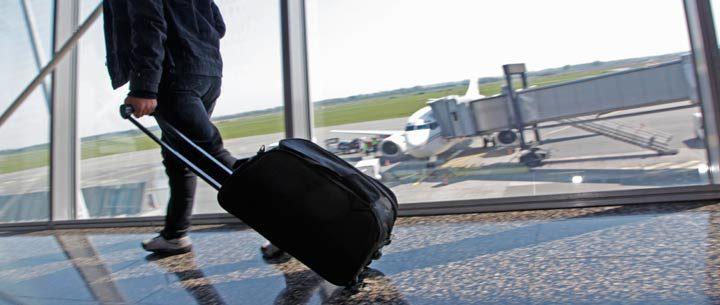 10 trucs et astuces simples à l'aéroport pour rendre votre voyage sans stress