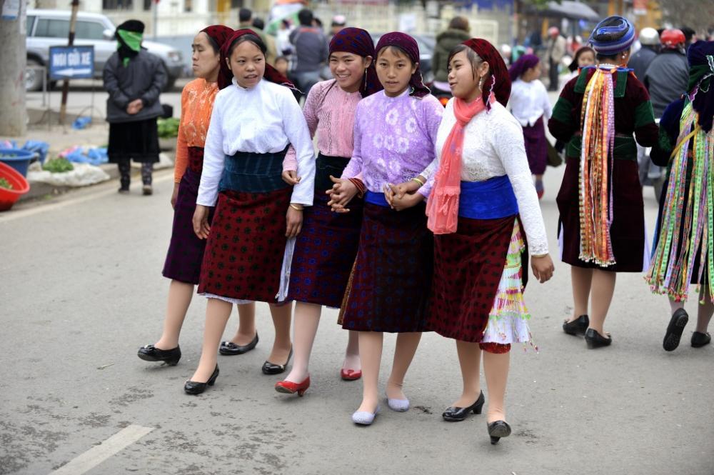 Hmong Blancs Ha Giang