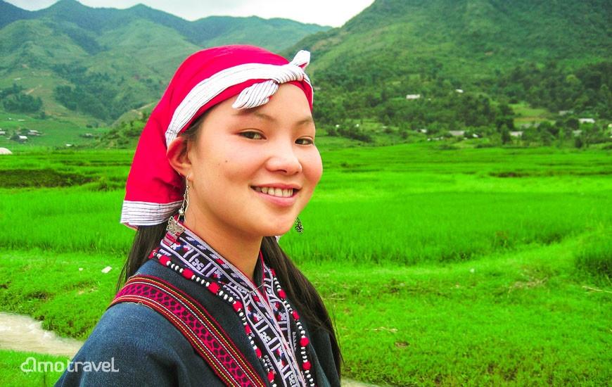 Le peuple Dao Rouge