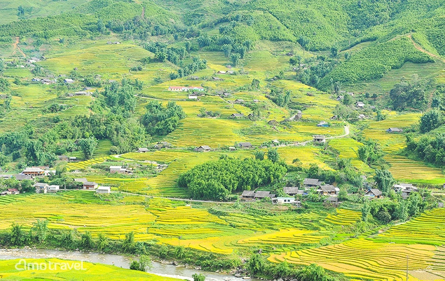 Le village Giay de Ta Van, Sapa
