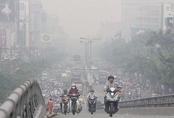 Mauvaise nouvelle: Hanoi devient la septième capitale du monde la plus polluée