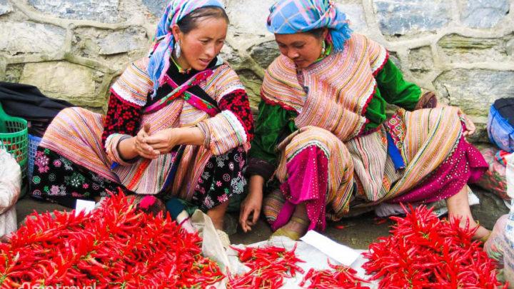 Jours des marchés des ethnies minoritaires au nord du Vietnam: Bac Ha, Can Cau, Coc Ly et autres