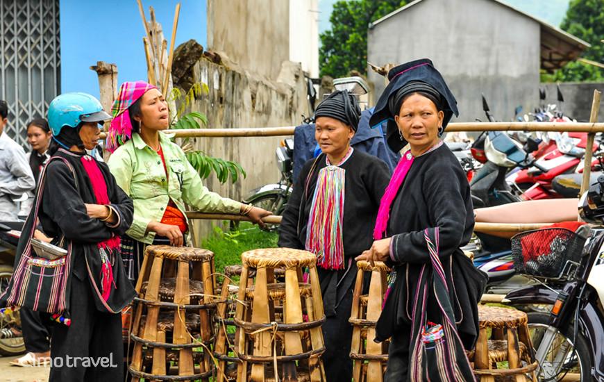 Marché Tam Duong ou Marché San Thang