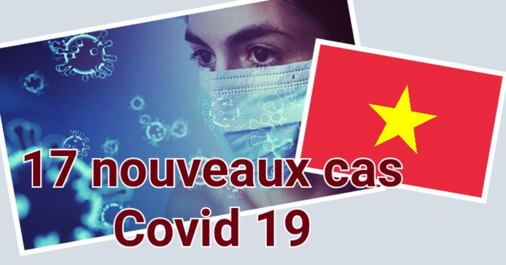 Vietnam : 17 nouveaux cas de coronavirus en une seule journée