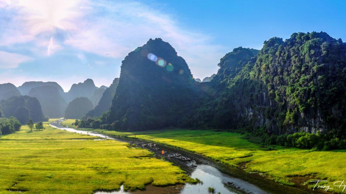 La Semaine touristique de Ninh Binh, placée sous le themème «Couleur jaune Tam Côc – Tràng An» 2020