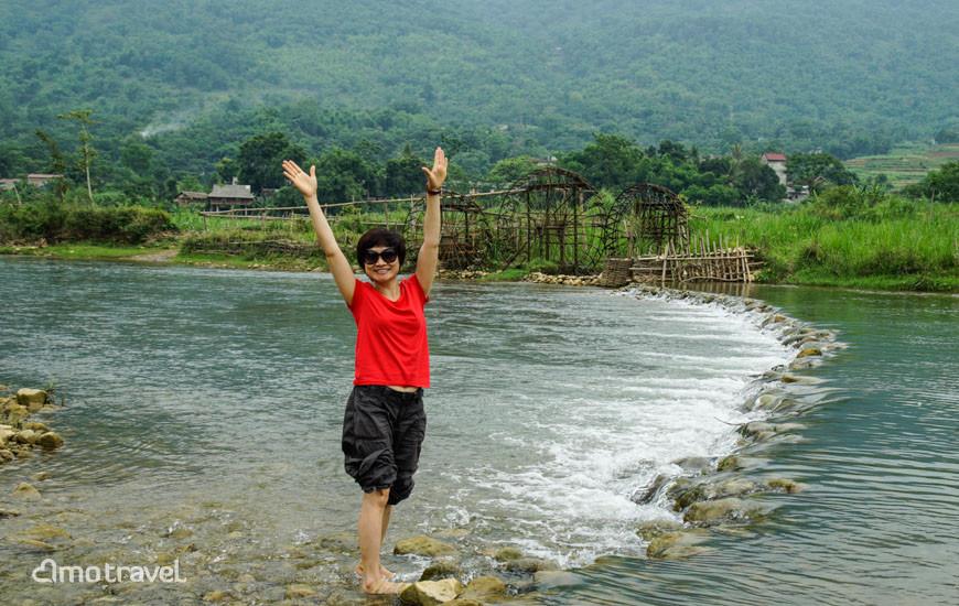 La réserve naturelle de Pu Luong - Photo Ha Chi
