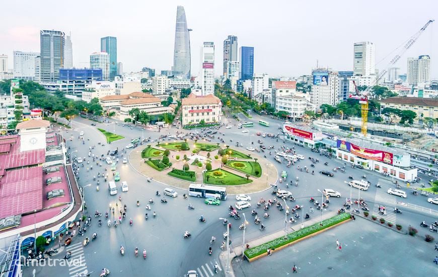 Le Vietnam suspend ses vols vers l'aéroport international Tan Son Nhat  (Ho Chi Minh Ville) – 2020