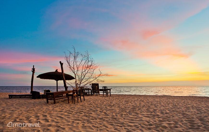 île Phu Quoc Vietnam