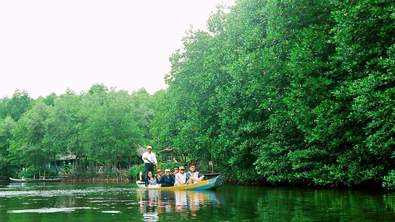 Sud Vietnam: Que faire à Can Gio ? Tout savoir sur la réserve de biosphère de l'Unesco Can Gio
